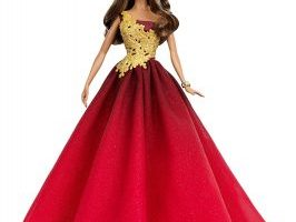 Barbie Holiday Doll $9.51 (Regular $39.99)