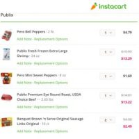 Instacart Promo Code - Groceries Delivered to Your Home!