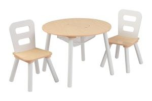 KidKraft Round Table and 2 Chair Set $34.29 (Regular $50.00)