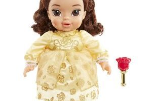Disney Beauty and The Beast Live Action Baby Belle Doll $13.99 (Regular $19.99)