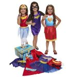 DC Super Hero Girls 21 Piece Dress-Up Trunk $19.49 (Regular $29.99)