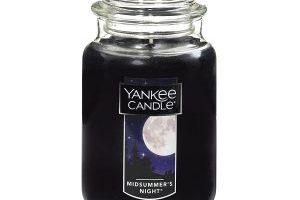 Yankee Candle Large Jar Candle $13.99 (Regular $27.99)