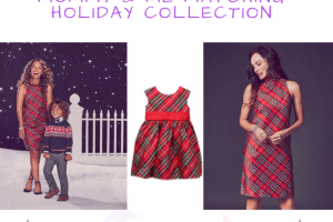 Janie & Jack's New Holiday Mommy & Me Matching Collection