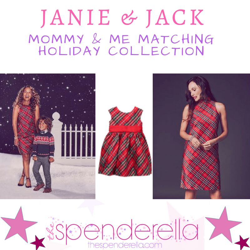 photograph relating to Janie and Jack Printable Coupons called Janie Jacks Refreshing Holiday vacation Mommy Me Matching Choice