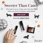 Julep – FREE Halloween Beauty Box ($40+ Value) – Pay $3.99 Shipping