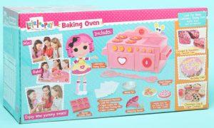 Lalaloopsy Baking Oven $14.95 – Regular $49.88
