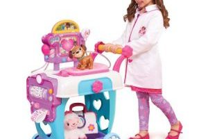 Doc McStuffins Toy Hospital Care Cart $25.00 (Regular $49.88)