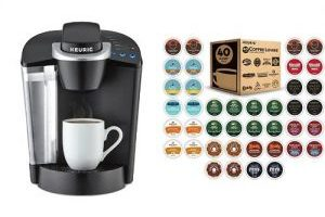 Keurig K55 Brewer & 40ct Variety Pack of K-Cups $59.00 (Regular $95.00)