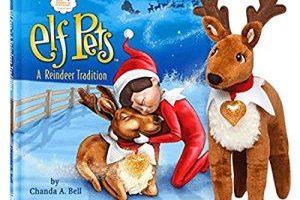 Elf on the Shelf Pets Reindeer $12.99 (Regular $19.99)