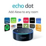 Echo Dot (2nd Generation) $29.99 (Regular $49.99)