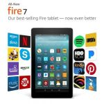 Fire 7 Tablet with Alexa $29.99 (Regular $49.99)