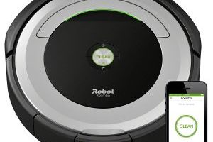iRobot Roomba 690 Robot Vacuum with Wi-Fi Connectivity $274.99 (Regular $374.99)