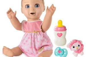 LuvaBella Responsive Baby Doll $97.00 + FREE Shipping – RUN it is in stock!