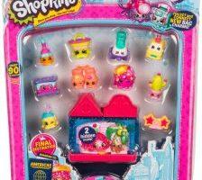 Shopkins Season 8 America Toy 12 Pack $5.00 (Regular $15.99)
