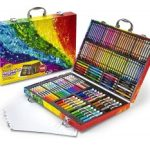 Crayola 140 Pieces Inspiration Art Case $14.69 (Regular $24.99)