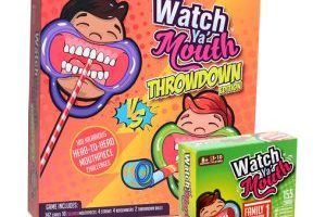 Watch Ya' Mouth Throwdown Edition Family Bundle $27.78 (15% Off Promo Code)