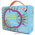 The Little Blue Box of Bright and Early Board Books by Dr. Seuss $10.99 (Regular $19.96)