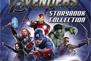 Marvel's The Avengers Storybook Collection $5.54 (Regular $11.99)