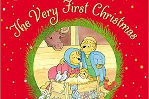 The Berenstain Bears The Very First Christmas Book $1.49 (Regular $3.99)