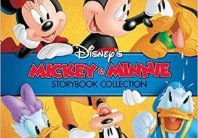 Mickey and Minnie's Storybook Collection hardcover Book $3.10 (Regular $16.99)
