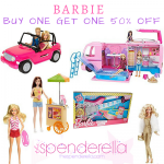 Barbie Buy One Get One 50% Off – RARE Sale