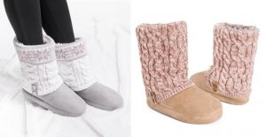 MUK LUKS Women's Sofia Slippers $17.99 Shipped (Regular $44.00)