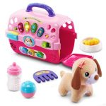 VTech Care for Me Learning Pet Carrier Toy $13.04 (Regular $24.99)
