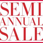 White House Black Market Semi Annual Sale + Additional 50% Off Promo Code