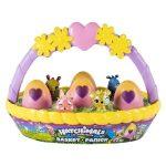 Spring Basket with 6 Hatchimals CollEGGtibles $14.99