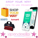 Kmart and Sears Shop Your Way Savings Guide – How to Make the Most out of Your Points!