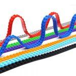 Lego Silicone Building Blocks Bricks Tape Stick $6.99 (Regular $9.99)