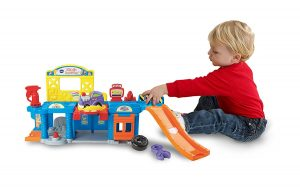 VTech Go! Go! Smart Wheels Auto Repair Center Playset $10.01 (Regular $21.99)