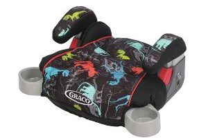 Graco TurboBooster Backless Car Seat $19.70 (Regular $25.69)