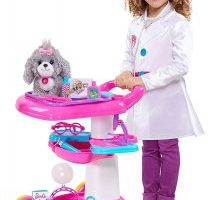 Barbie Just Play Pet Care Cart Doll $10.99 (Regular $29.99)