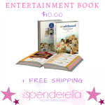 Entertainment Book – Retail, Restaurant & More Coupon Books $9.99 (Regular $35.00)