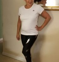 My Fitness Journey + Foam Roller & ActiveFit Leggings Review