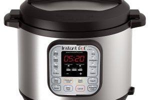Prime Day Deal – Instant Pot 6 Quart 7 in 1 Cooker $58.99 (Regular $99.99)