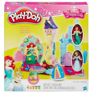 Play-Doh Disney Palace Playset - Princess Cinderella and Ariel $9.99 (Regular $19.99)