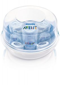 Philips AVENT Microwave Steam Sterilizer $15.11 (Regular $32)
