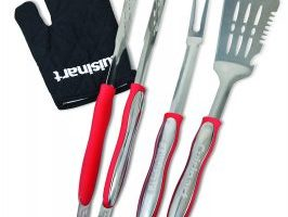 Cuisinart 3 Piece Grilling Tool Set with Grill Glove $13.59 (Regular $24.99)