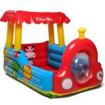Fisher-Price Train Inflatable Ball Pit $19.98 (Regular $45.99)