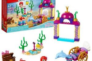 LEGO Juniors Ariel's 92 piece Building Kit $11.99 (Regular $18.99)