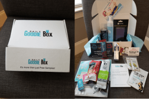 FREE Box of Products from Daily Goodie Box