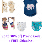 Gymboree – Up to Additional 30% Off Promo Code + FREE Shipping on ANY Order!