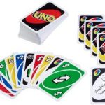 UNO Card Game $3.39 (Regular $9.99)