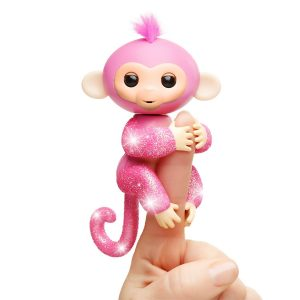 Fingerlings Interactive Glitter Monkey $8.52 (Regular $17.99)