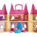 Peppa Pig's Princess Castle Deluxe Playset $16.54 (Regular $34.99)