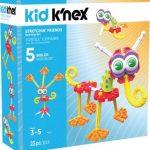 K'NEX Kid Stretchin' Friends Building Set – 23Piece $7.99 (Regular $19.99)