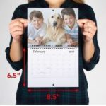 Vistaprint – Mini Wall Calendar $6.99 Shipped