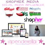 Shopher Media – Social Media Influencer